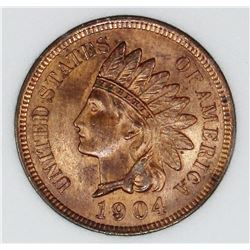 1904 INDIAN CENT