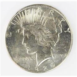 1926-S PEACE DOLLAR