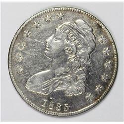 1835 BUST HALF DOLLAR