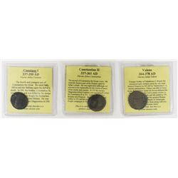 3-ATTRIBUTED ANCIENTS XF CONDITION