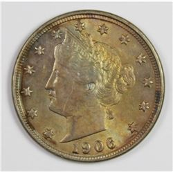 1906 LIBERTY NICKEL