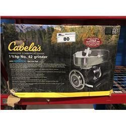 CABELAS 1.75HP MEAT GRINDER