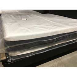 "KING SIZE 10"" KINGSDOWN MATTRESS"