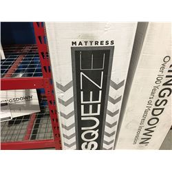 "DOUBLE SIZE 7"" KINGSDOWN MATTRESS"