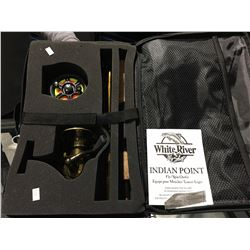 WHITE RIVER PORTABLE FLY/SPIN FISHING KIT