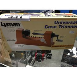 FLYMAN UNIVERSAL CASE TRIMMER