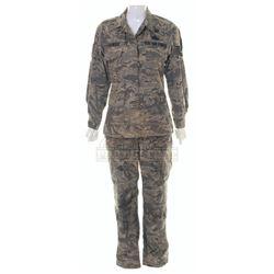 Battle: Los Angeles - Elena Santos' Stunt U.S. Air Force Uniform– VI869