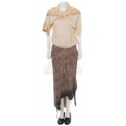 Bonnie & Clyde: The True Story (TV) – Bonnie Parker's (Tracey Needham) Distressed Outfit – VI841