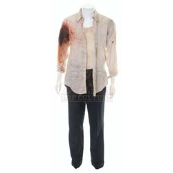 Bonnie & Clyde: The True Story (TV) – Clyde Barrow's (Dana Ashbrook) Distressed Outfit – VI746
