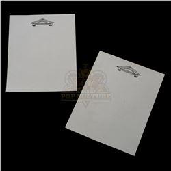 """Bowfinger – """"Bowfinger International Pictures"""" Letterhead – V568"""