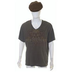 Bucky Larson: Born to Be a Star - Miles Deep's (Don Johnson) Cap & Shirt – VI830