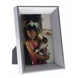 Dexter (TV) – Debra Morgan Framed Childhood Photograph – VI786