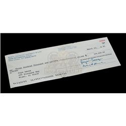 Get Shorty – Fay Devoe's $300,000.00 Check – VI607