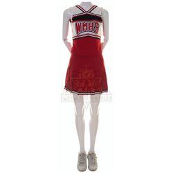 Glee (TV) – Kitty Wilde's (Becca Tobin) Cheerios Cheerleader Uniform – VI787