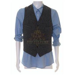 Glee (TV) – Will Schuester's (Matthew Morrison) Shirt & Vest – VI792