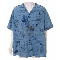 Jake and the Fat Man (TV) – Jason McCabe's (William Conrad) Shirt – VI811