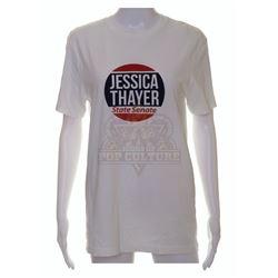 "Rough Night – ""Jessica Thayer State Senate"" Campaign Shirt – VI717"