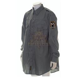 Timeless (TV) – Mason Industries Security Officer Shirt – VI636