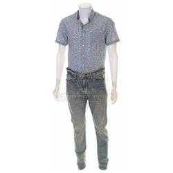 "Timeless (TV) – Wyatt Logan's ""1980's"" Outfit – VI744"
