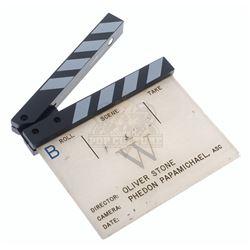 W. – Production Used Clapper Board – VI921