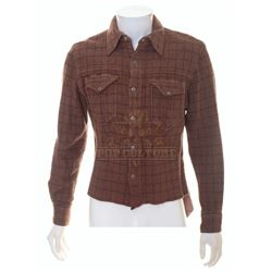 Walt Disney – Daniel Boone (Fess Parker) Western-style Shirt – VI832