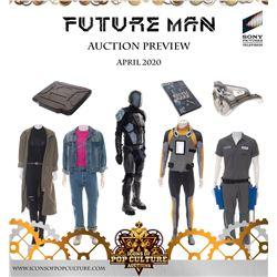 Future Man (TV) – Auction Preview