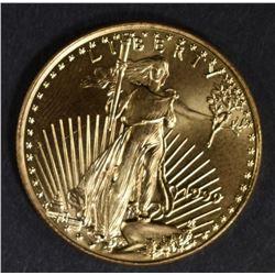 BU 1990 1/2 OUNCE AMERICAN GOLD EAGLE