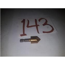 Countersink 16mm 82° quick change