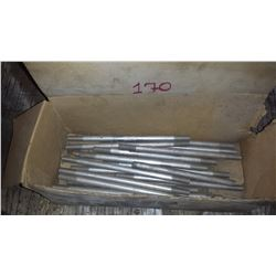 """Lot of Filleted Rod 3/8"""" (perfect for buck)"""