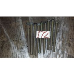 """Filleted Rod 9"""" x 5/8""""-11"""