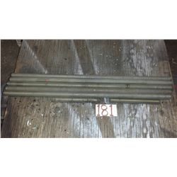 """Filletered Rod 8"""" x 7/8"""" and 28"""" x 7/8"""""""