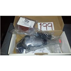 """New Eagle Industries 4"""" Angle Grinder model EAG-104-135 with Rex-Cut Aluminator Disc 4"""" x .60"""" x 3/8"""