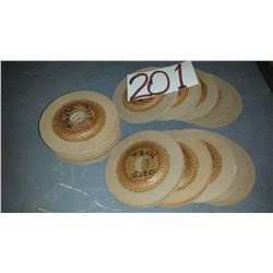 """Stainless & Aluminum Grinding Disc 4""""1/2 A120"""