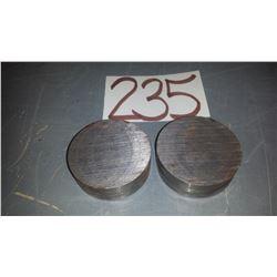 """Steel Plate 2""""3/4 x 1"""""""