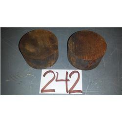 "Steel Rod 3""1/2 x 2"""