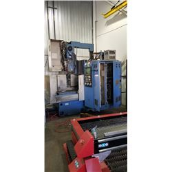 MAZAK vertical Milling VQC-20/40A (working and tested but disconnected since August)