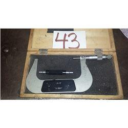 """Micrometer 4""""-5"""""""