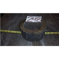 """Brass 660 round part 3/4""""thick / 3""""3/8 large"""