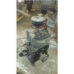 Stationary Gaz Motor 15hp (tested 2012)