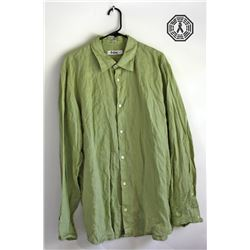LOST Authentic Ben Linus Screen-Used Shirt