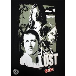 LOST AXN T-Shirt & Mint Set
