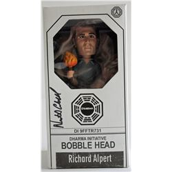 LOST Bobble Head: Richard Alpert, Signed by Nestor Carbonell (Rare)