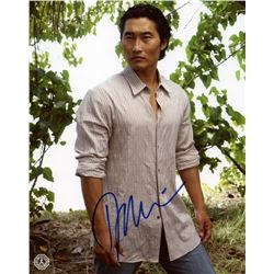 LOST Daniel Dae Kim Signed Promo Photo (Jin)