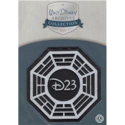 LOST Dharma D23 Patch