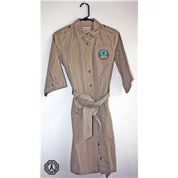 LOST Dharma Initiative SDCC 2008 Booth Dress (Very Rare)
