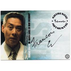 LOST Dr. Marvin Candle S2 Autograph Card Signed by François Chau