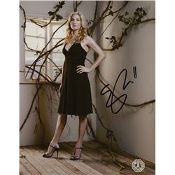 LOST Elizabeth Mitchell Signed Promo Photo (Juliet)