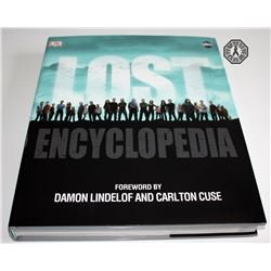 LOST Encyclopedia Signed by Damon Lindelof & Carlton Cuse (Out of Print, Rare)