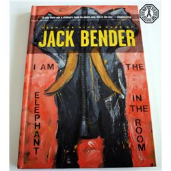 LOST Executive Producer Jack Bender's Art Book
