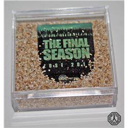 LOST Final Season Pin in Oahu Sand